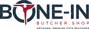 Bone In Butcher Shop Dallas Logo